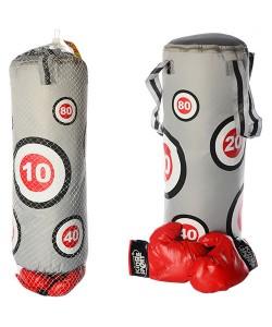 Детский набор для бокса Kings Sport (M-2914), 17771, M-2914, Kings Sport, Детский боксерский набор
