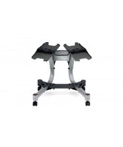 Мобильная подставка под гантели ADJUSTABLE DUMBBELL RACK с регулируемым весом LS1920, 65 см, , LS1920, LiveUp, Стойки для гантелей и блинов