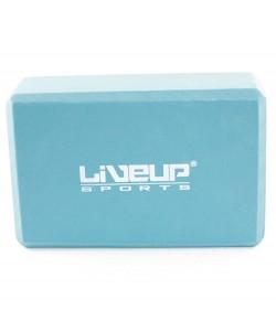 Блок для йоги LiveUp EVA BRICK, , LS3233A-b, LiveUp, Кирпич и колесо для йоги