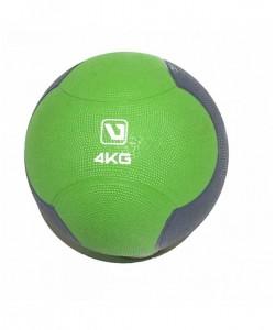Медбол LiveUp MEDICINE BALL 4 кг
