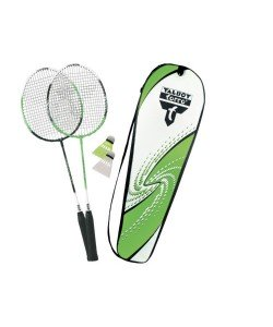 Набор для бадминтона Talbot Badminton Set 2 Attacker 449502, , 449502, Talbot Torro, Ракетки для бадминтона