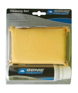 Набор для чистки ракеток Donic Cleaning set 828521, 16384, 828521, Donic-Schildkrot, Аксессуары для игровых видов спорта