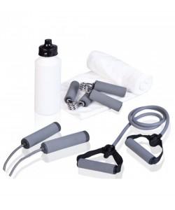 Набор для тренировок LiveUp TRAINING SET с бутылкой, , LS3513, LiveUp, Разное для фитнеса