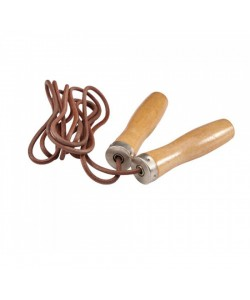 Скакалка LiveUp JUMP ROPE LEATHER, , LS3121, LiveUp, Скакалки