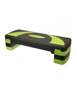 Степ-платформа LiveUp POWER STEP LS3168B, 12607, LS3168B, LiveUp, Степ платформа