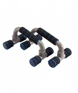 Упоры для отжимания LiveUp PLASTIC PUSH UP BAR, 12588, LS3164E, LiveUp, Упоры для отжиманий