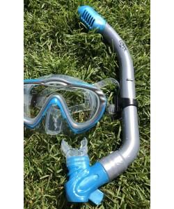 Детская дыхательная трубка для плавания с клапаном Loyol (S-06S-2), , S-06S-2, Loyol, Трубка для плавания