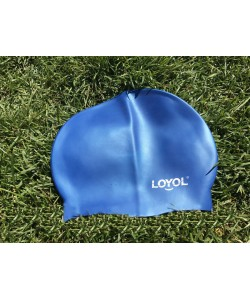 Шапочка для бассейна силиконовая Loyol (SC502), , SC502, Loyol, Шапочки для плавания