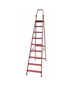 Лестница-стремянка Mastertool МАСТЕР 79-1050, 10 ступеней, 14737, 79-1050, Mastertool, Лестницы и стремянки