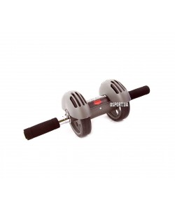 Тренажер колесо для пресса (ролик для преса) Profi (MS 0086 - 1), 18241, MS 0086 - 1, Profi, Колесо для пресса