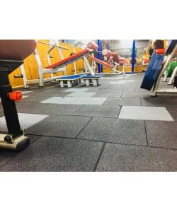 Резиновое спортивное (напольное) покрытие для детских площадок, спортзала 30мм OSPORT (П30), , П30, OSPORT, Резиновое спортивное покрытие