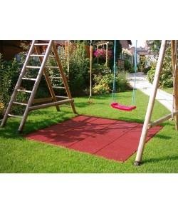 Резиновое спортивное (напольное) покрытие для детских площадок, спортзала 35мм OSPORT (П35), , П35, OSPORT, Резиновое спортивное покрытие