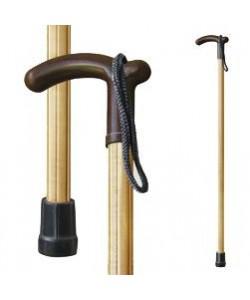 Трость для ходьбы (для инвалидов и пожилых) опорная Мирта Фигурная светлая (522), 20293, 522, Mirta, Трости