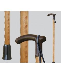 Трость для ходьбы (для инвалидов и пожилых) опорная Мирта Любава деревянная (6942), 20289, 6942, Mirta, Трости