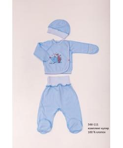 Детская пижама для девочек (мальчиков) OBABY (346-111), , 346-111, OBABY, Пижамы детские