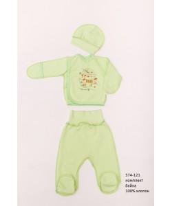 Детская пижама для девочек (мальчиков) OBABY (374-121), , 374-121, OBABY, Пижамы детские