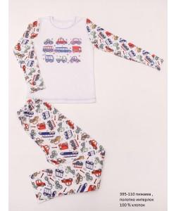 Пижама детская (ночнушка) для детей мальчиков (девочек) OBABY (395-110), 19718, 395-110, OBABY, Пижамы детские