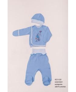 Детская пижама для девочек (мальчиков) OBABY (422-110), 19703, 422-110, OBABY, Пижамы детские