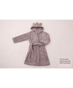 Халат детский с капюшоном для детей мальчиков (девочек) OBABY (514-115), 19721, 514-115, OBABY, Пижамы детские