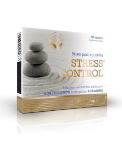 Пищевая добавка Stress Control капсулы 30шт Olimp (01617-01), , 01617-01, Olimp, Спортивное питание