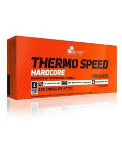 Жиросжигатель капсулы 120шт Olimp Thermo Speed Hardcore (05467-01), 19256, 05467-01, Olimp, Жиросжигатели