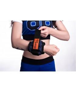 Утяжелители для рук 10 кг регулируемые Onhillsport