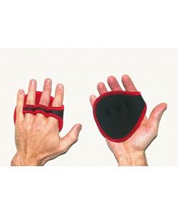 Атлетические перчатки-накладки нескользящие, прорезиненные Onhillsport (OS-0301), 00-00006874, OS-0301, Onhillsport, Спортивные перчатки