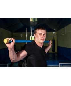 Гимнастическая палка (Бодибар) Body Bar Onhillsport 8 кг (FIT-2208), 00-00007891, FIT-2208, Onhillsport, Гимнастические палки (бодибары)