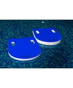 Доска для плавания с ручками повышенной плавучести Onhillsport (PLV-2417), 13456, PLV-2417, Onhillsport, Аквааэробика