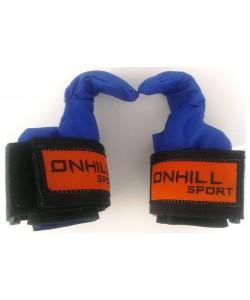 Крюки для турника, тяги и штанги Onhillsport (OS-0370), 00-00007358, OS-0370, Onhillsport, Лямки, петли, ремни для тяги, штанги и турника