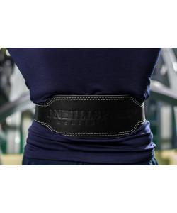 Пояс атлетический однослойный кожаный Onhillsport размер S (OS-0402-1), 13876, OS-0402-1, Onhillsport, Атлетический пояс