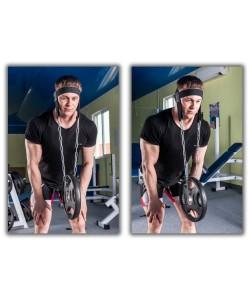 Упряжь для тренировки мышц шеи Onhillsport D3 (OS-0337), 12968, OS-0337, Onhillsport, Упряжь для шеи