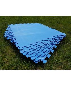 Детский игровой коврик-пазл (мат татами, ласточкин хвост) OSPORT 50х50см толщина 4мм (58220), , 58220, OSPORT, Мат Татами (ласточкин хвост)