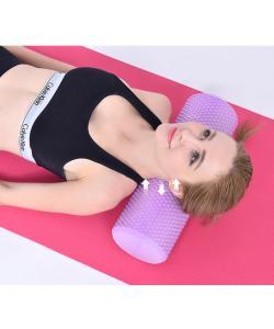 Валик (ролик, роллер) массажный для йоги, фитнеса (спины и ног) OSPORT (MS 2353), 20201, MS 2353, OSPORT, Ролики и валики для йоги