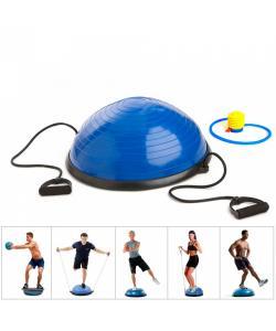 Балансировочная подушка полусфера (платформа) для фитнеса (гимнастики) OSPORT BOSU 60см (MS 2609), , MS 2609, OSPORT, Разное для фитнеса и йоги