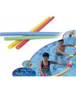 Аквапалка (нудлс) для плавания и аквааэробики OSPORT AQUA Ф50 (FI-0022), 16296, FI-0022, OSPORT, Аквааэробика