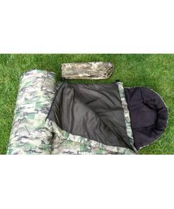 Спальный мешок (спальник) одеяло с капюшоном OSPORT Турист (FI-0019), , FI-0019, OSPORT, Спальные мешки