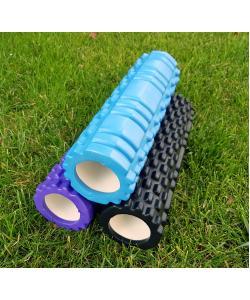 Валик (ролик, роллер) массажный для йоги, фитнеса (спины и ног) OSPORT (MS 1836), 20063, MS 1836, OSPORT, Ролики и валики для йоги