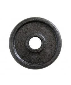 Металлический блин (диск чугунный) для гантели (штанги) под гриф 25мм OSPORT 0.5 кг (OF-0034), 13318, OF-0034, OSPORT, Штанги