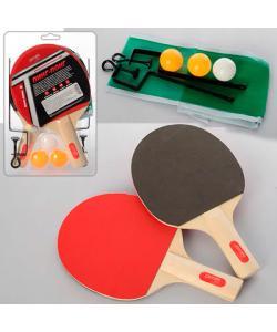 Набор ракетка и мяч для настольного тенниса Profi (MS 0218), 30444, MS 0218, Profi, Ракетки для настольного тенниса