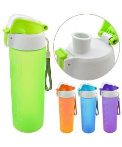 Спортивная бутылка-поилка для воды и напитков 600мл Stenson (R29096), 30752, R29096, Stenson, Разное для фитнеса и йоги