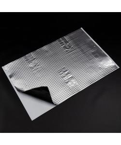 Виброизоляция для авто (шумоизоляция, шумка, обесшумка, шумовиброизоляция автомобиля) SoundProOFF M4 (sp-0012), 13447, sp-0012, SoundProOFF, Аксессуары для автомобиля