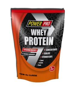 Сывороточный протеин порошок 2кг Power Pro (06384-01), , 06384-01, Power Pro, Протеин