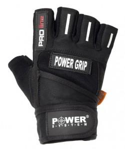Перчатки для тяжелой атлетики POWER SYSTEM PS-2800 POWER GRIP, 17823, PS-2800, Power System, Спортивные перчатки