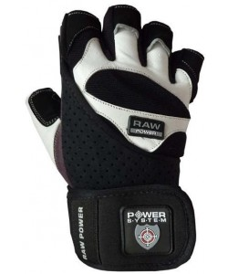Перчатки для тяжелой атлетики POWER SYSTEM PS-2850 RAW POWER, 17824, PS-2850, Power System, Спортивные перчатки