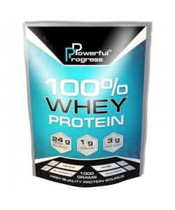 Сывороточный протеин 100% белка порошок 1кг Powerful Progress (06771-01), , 06771-01, Powerful Progress, Протеин