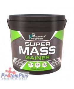 Пищевая добавка (гейнер) порошок 4кг Powerful Progress Super Mass (06772-03), , 06772-03, Powerful Progress, Спортивное питание