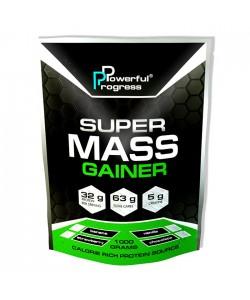 Пищевая добавка (гейнер) порошок 1кг Powerful Progress Super Mass (08198-03), , 08198-03, Powerful Progress, Спортивное питание