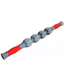 Ручной массажер роликовый PowerPlay Stick-4 Balls (4029)