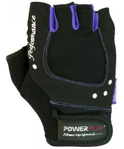 Перчатки для фитнеса PowerPlay 1751 женские, , 1751, PowerPlay, Спортивные перчатки